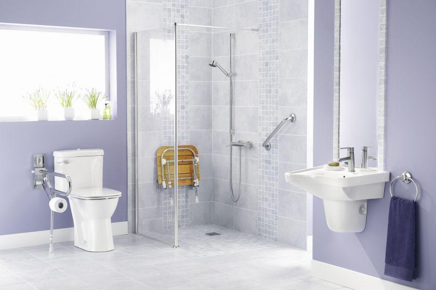 Sanitätshaus Sanity Heppenheim Bensheim - Senioren gerechtes badezimmer